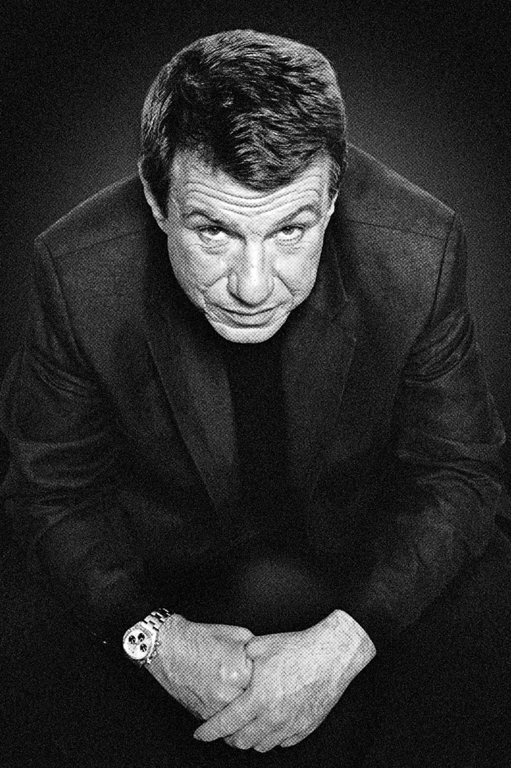 John McTiernan Headshot - P 2014