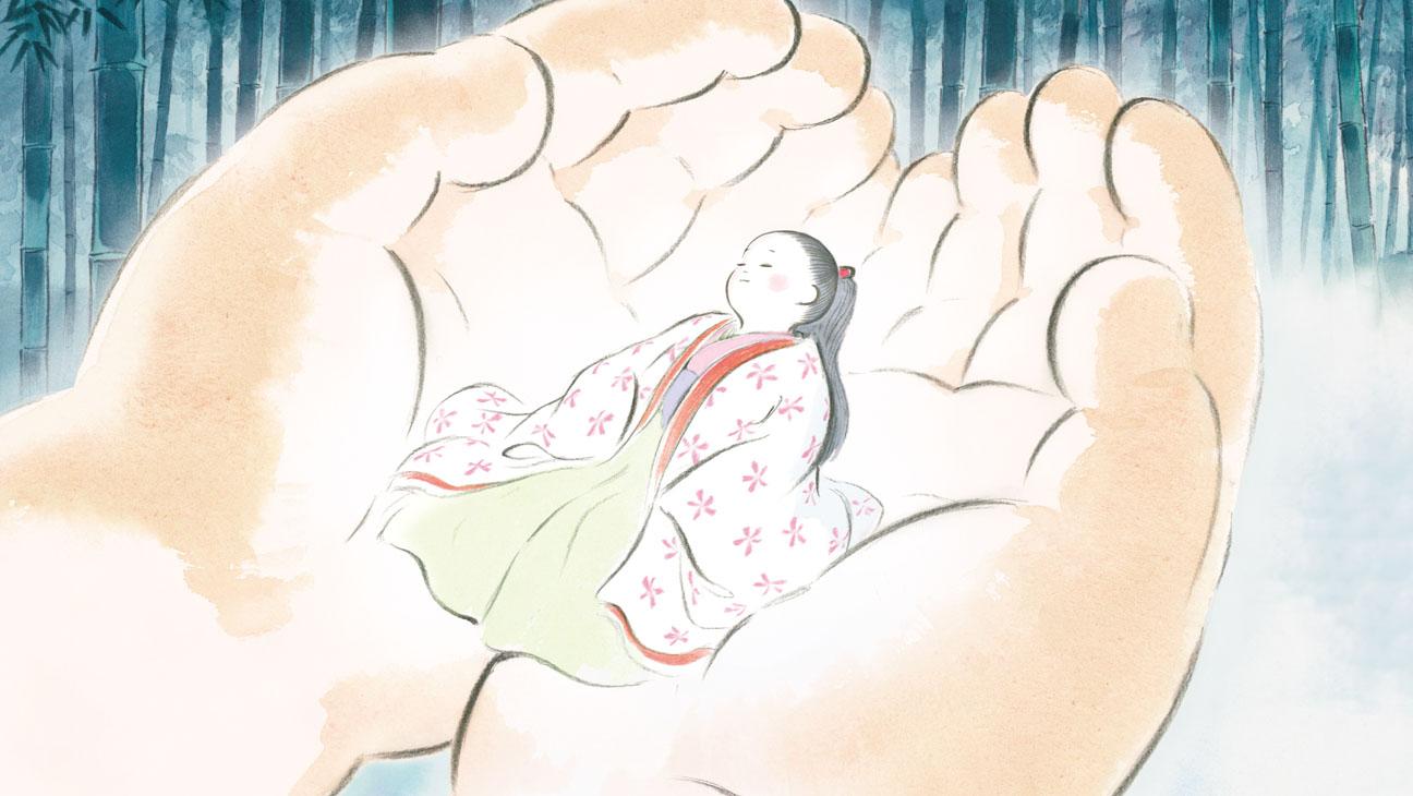Le Conte de la Princesse Kaguya Cannes Film Still - H 2014