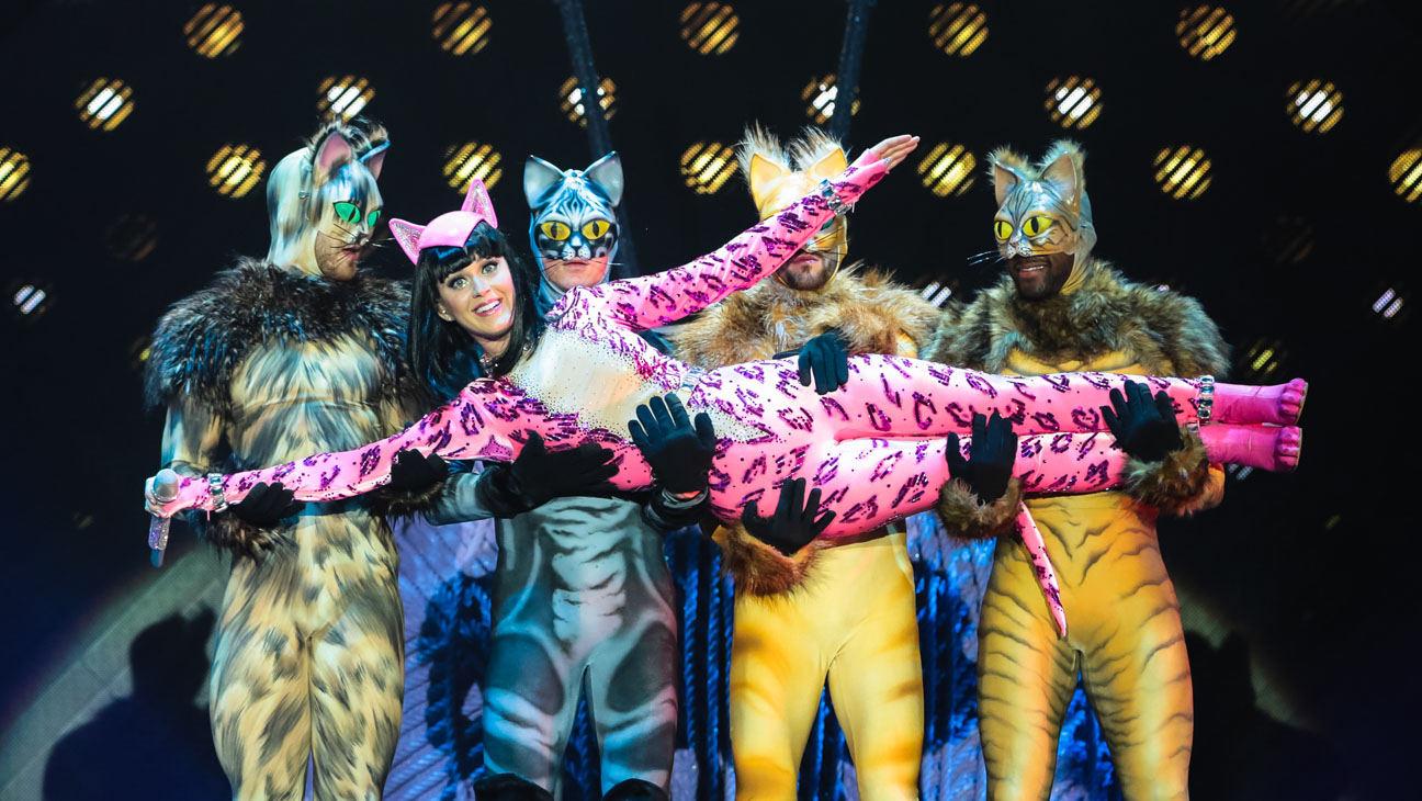 Katy Perry Concert Costume - H 2014