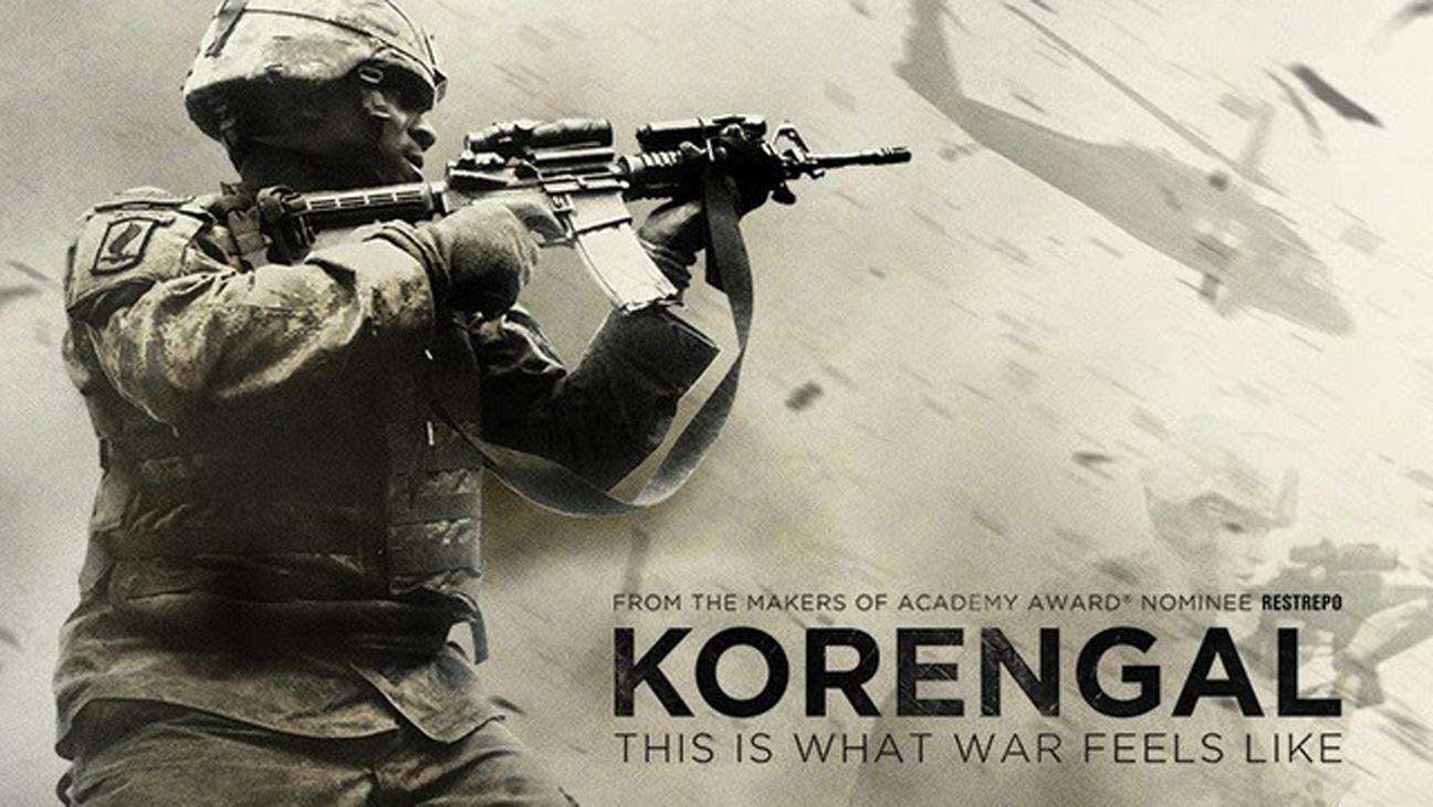 KORENGAL Poster - H 2014