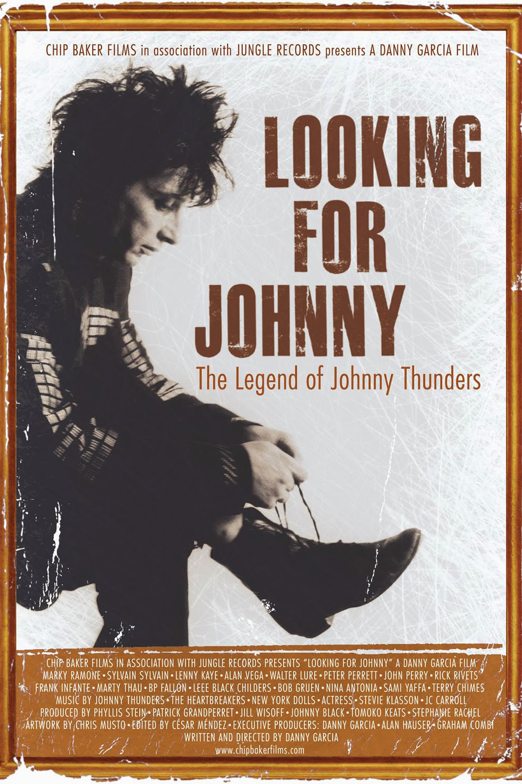 Looking for Johnny Poster - P 2014