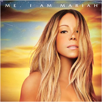Mariah Carey album cover S