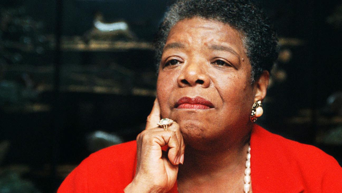Maya Angelou 1996 - H 2014
