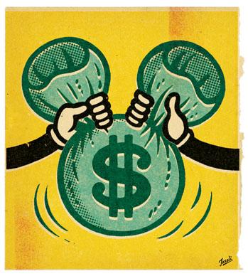 Mickey Money Bag - P 2014