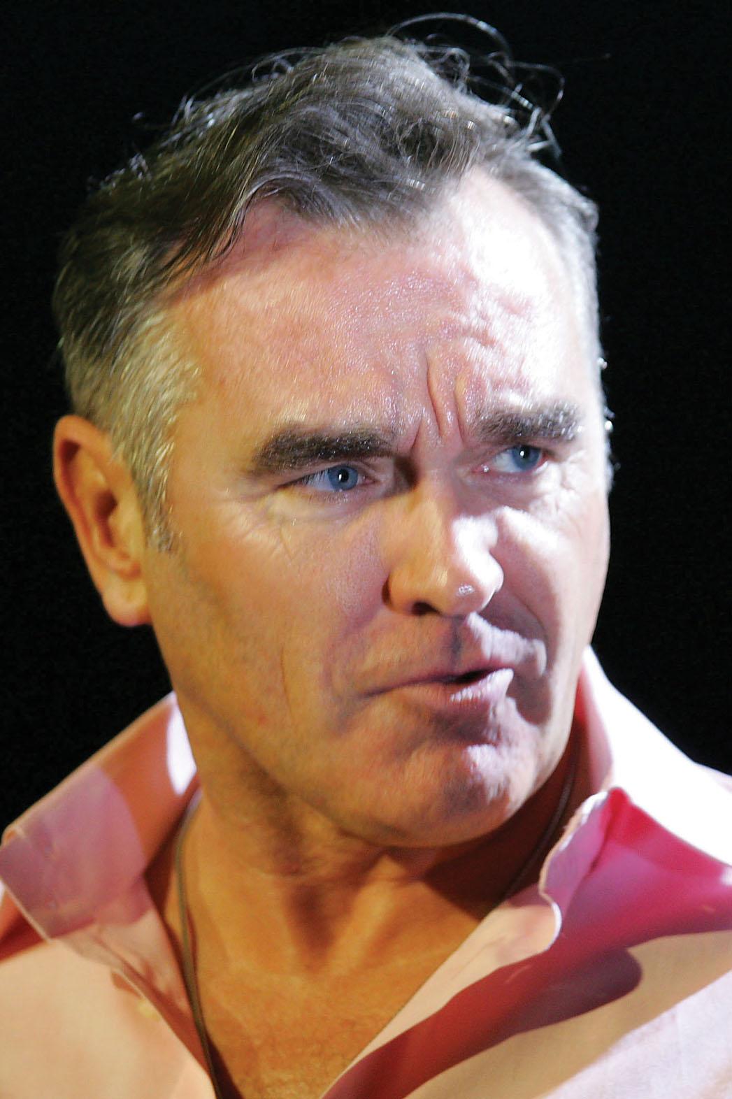 Morrissey Biopic - P 2014