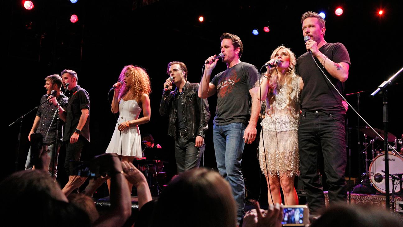 Nashville Cast Concert - H 2014