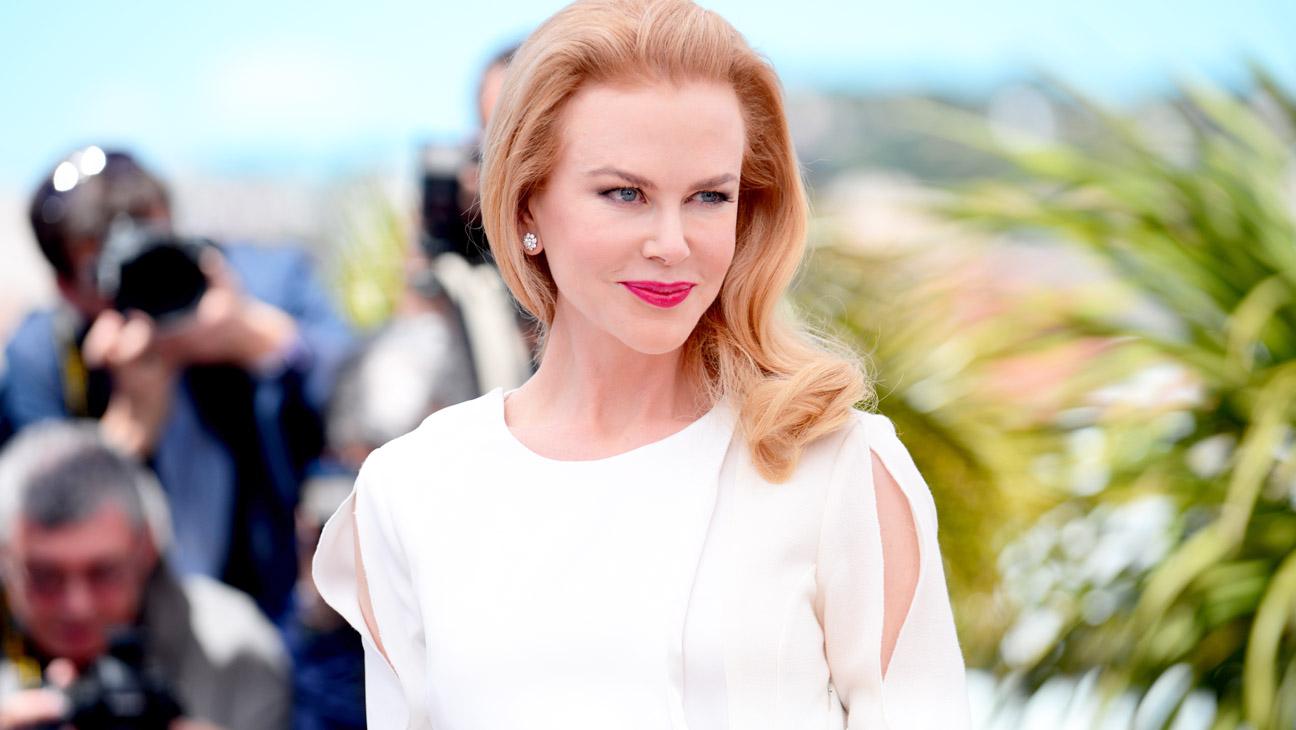 Nicole Kidman Cannes Grace of Monaco Photo Call - H 2014