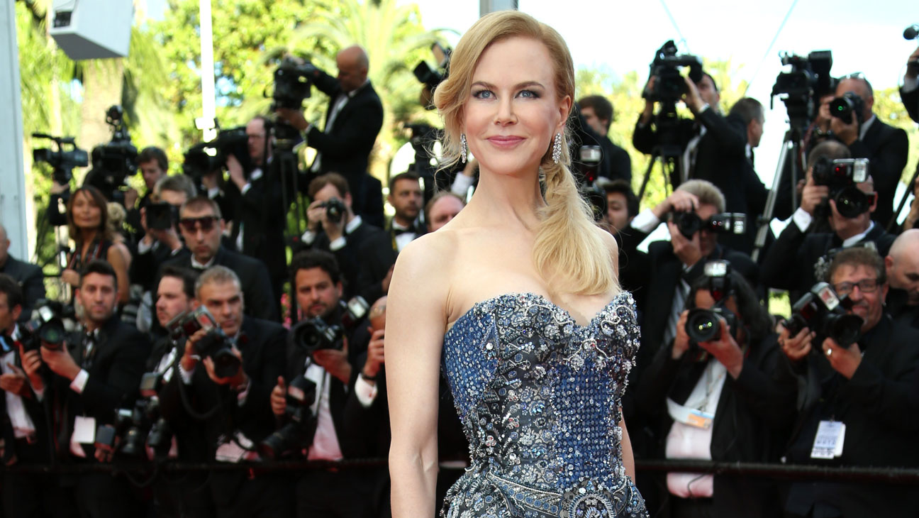 Nicole Kidman Cannes Gowns Main Image - H 2014