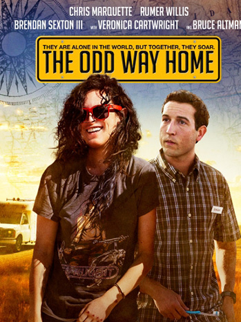 The Odd Way Home Poster - H 2014