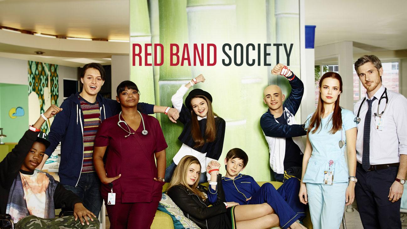 Red Band Society Key Art - H 2014
