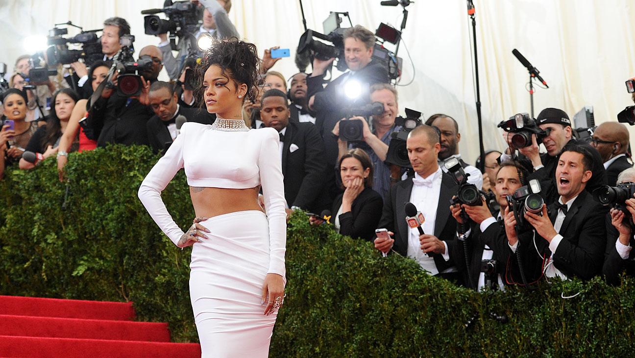 Rihanna MET Gala Horizontal - H 2014
