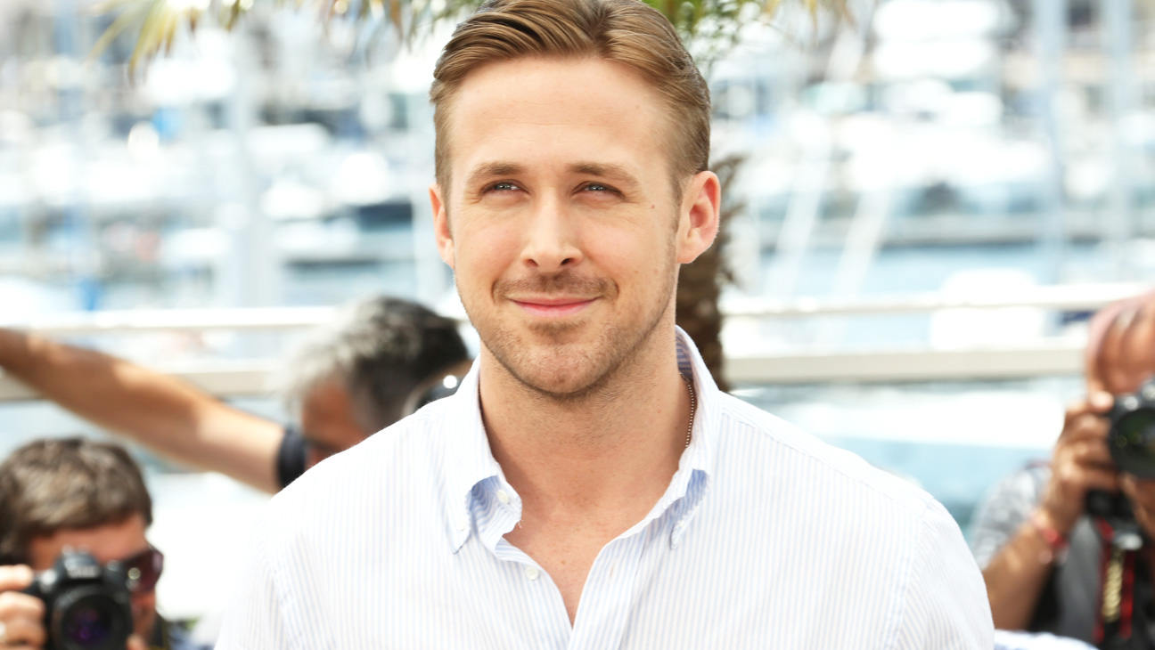 Ryan Gosling Cannes Photo Call - H 2014