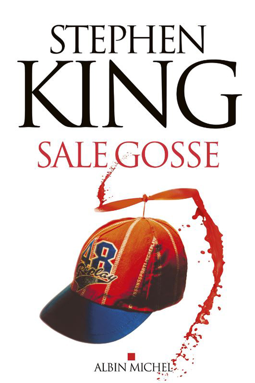 Stephen King Sale Gosse Book Cover - P 2014
