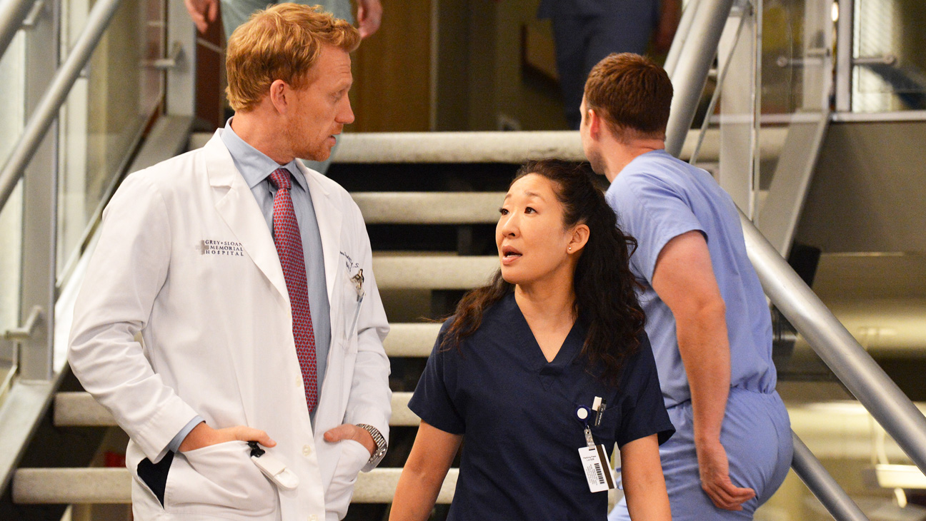 Grey S Anatomy Cristina S Exit Plan Revealed Hollywood Reporter