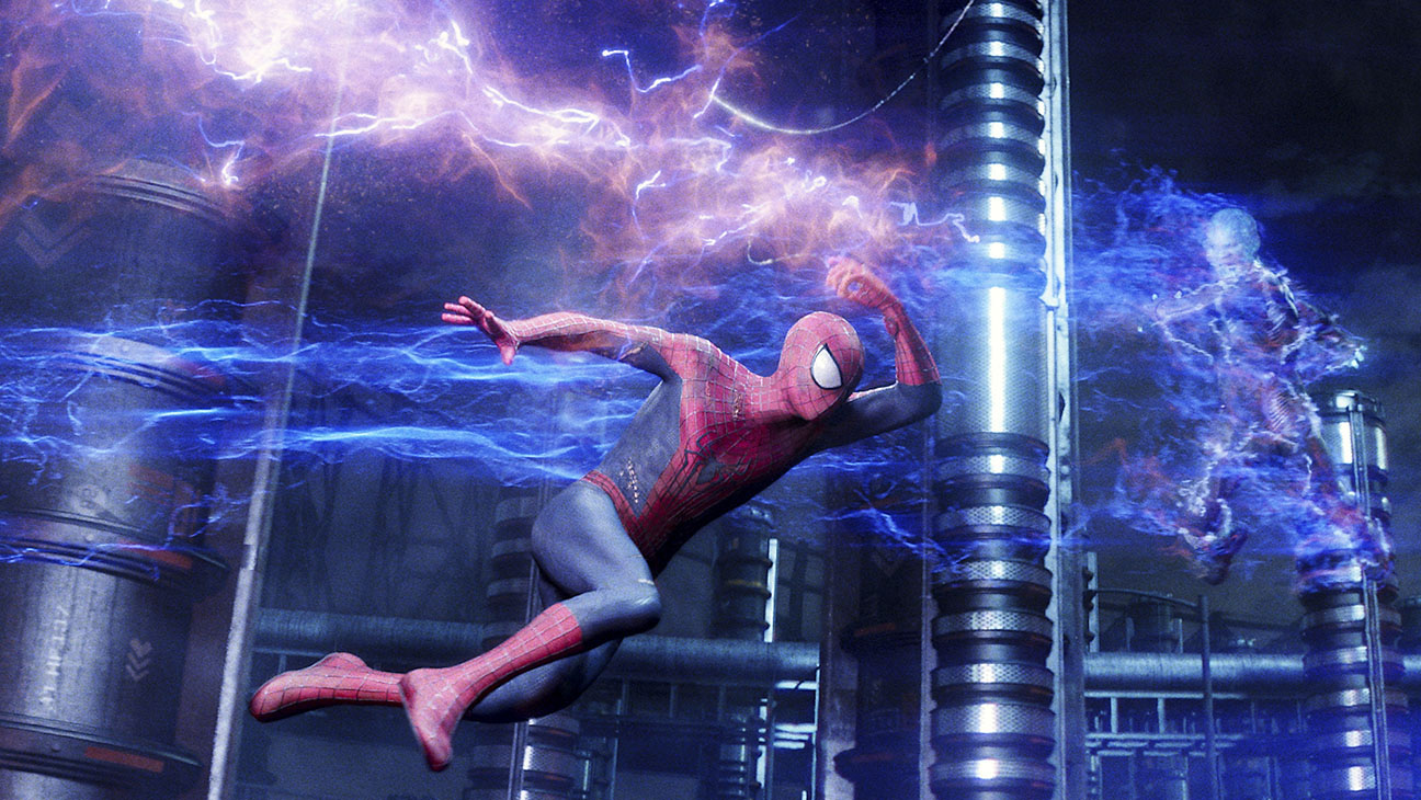The Amazing Spider-Man 2 - H 2014