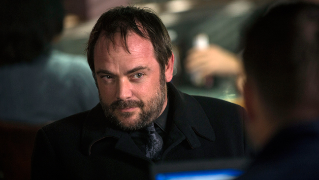 Supernatural Mark Sheppard - H 2014