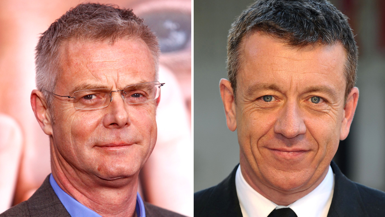 Stephen Daldry Peter Morgan Split - H 2014