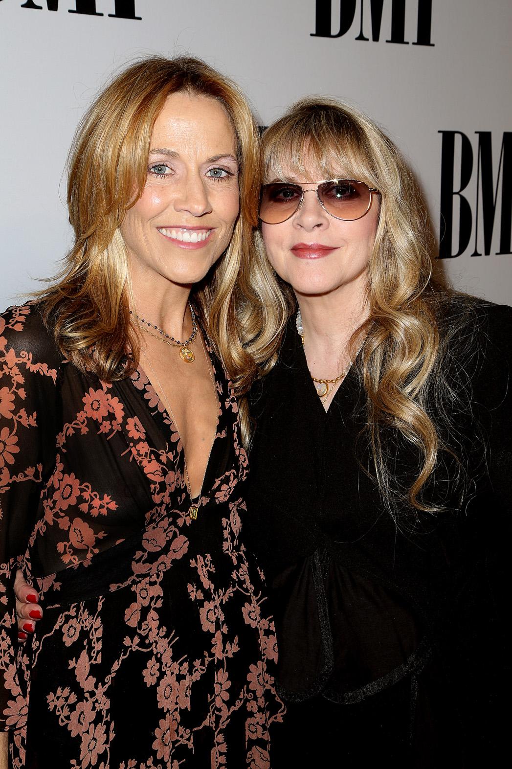 Stevie Nicks and Sheryl Crow BMI - P 2014
