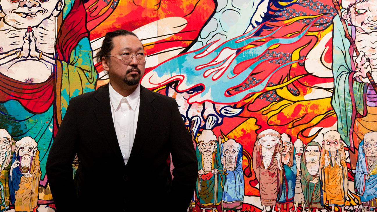 Takashi Murakami Headshot - H 2014