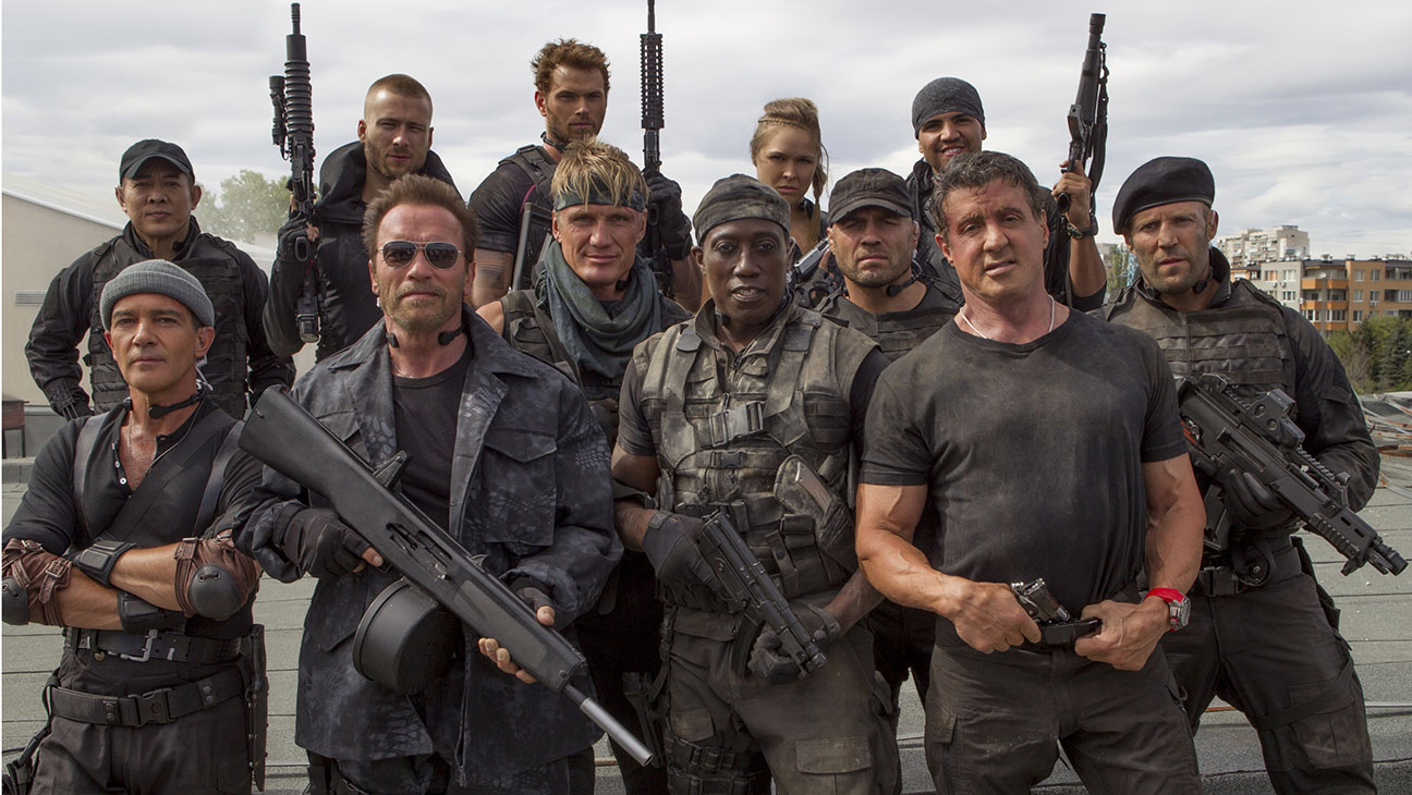 The Expendables 3 Still - H 2014