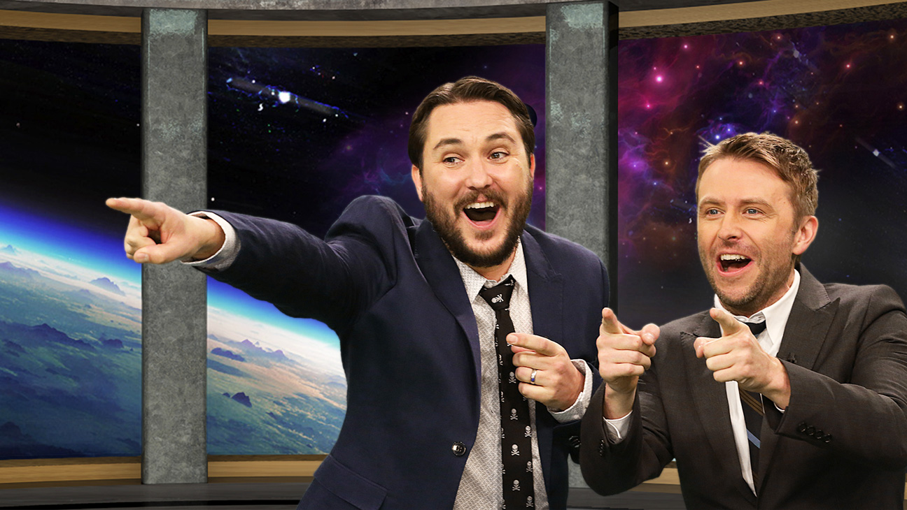 The Wil Wheaton Project Episodic - H 2014