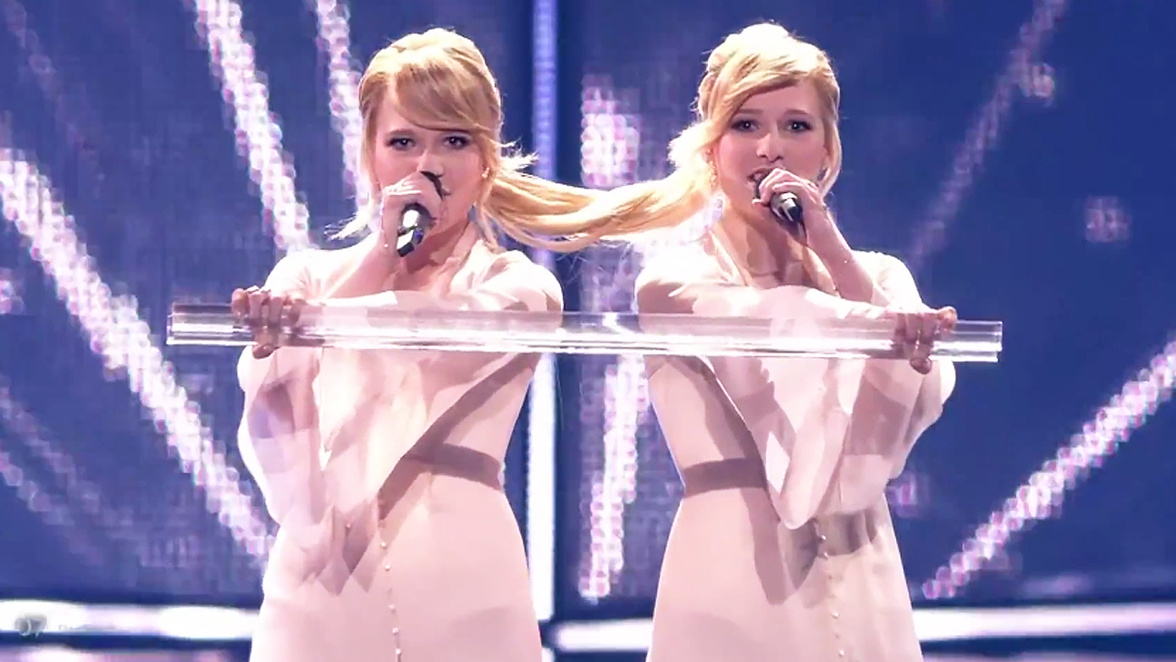 Tolmachevy Sisters Eurovision Song Contest 2014 H