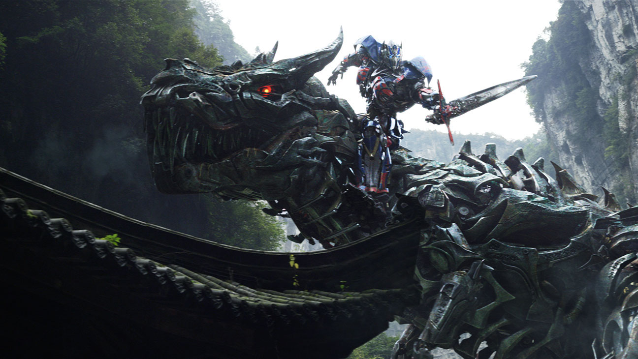 Transformers: Age of Extinction Still - H 2014