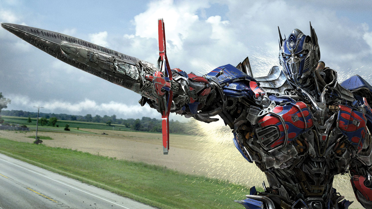 Transformers Optimus Prime Sword - H 2014
