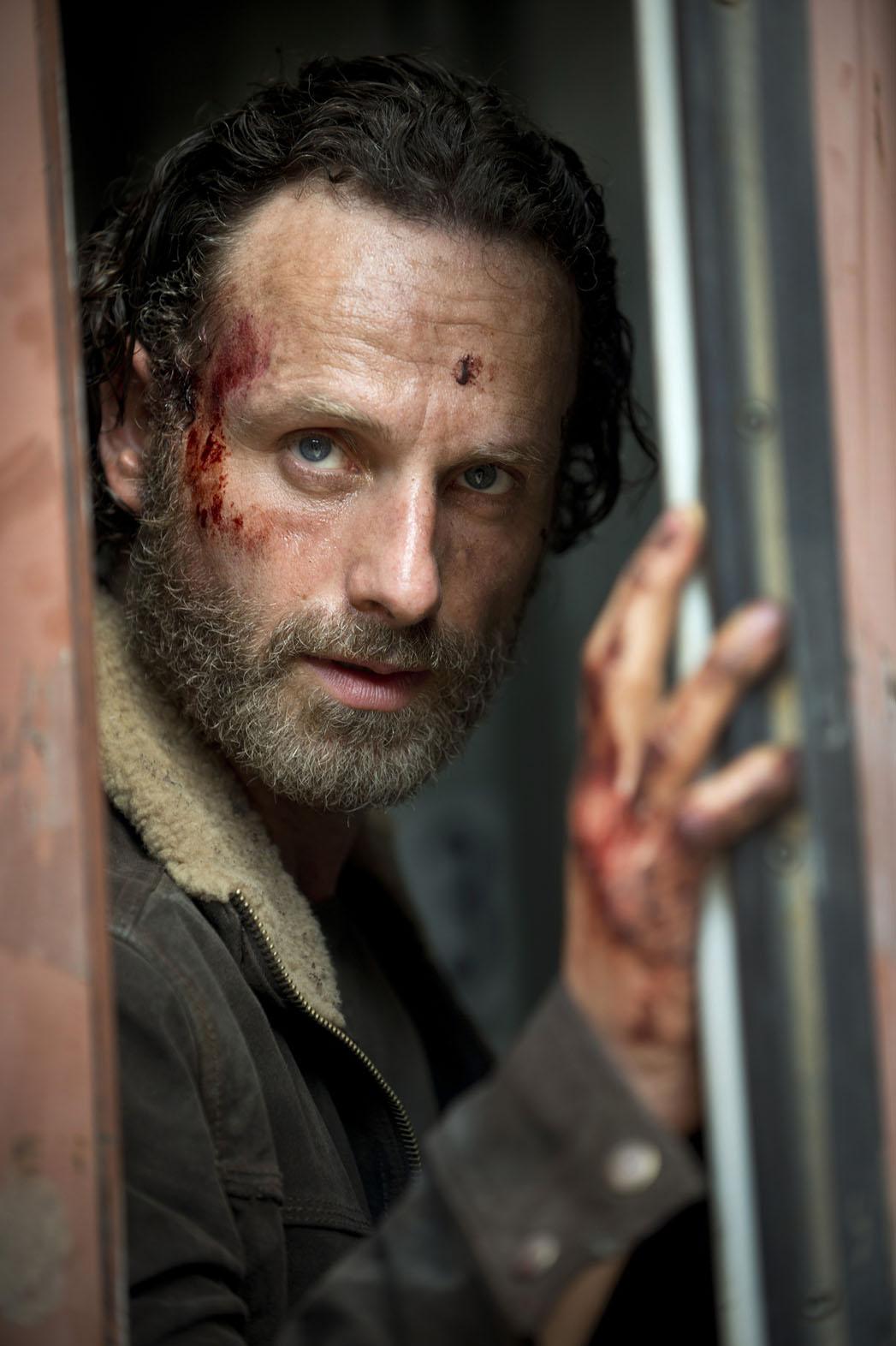 Walking Dead First Look - P 2014