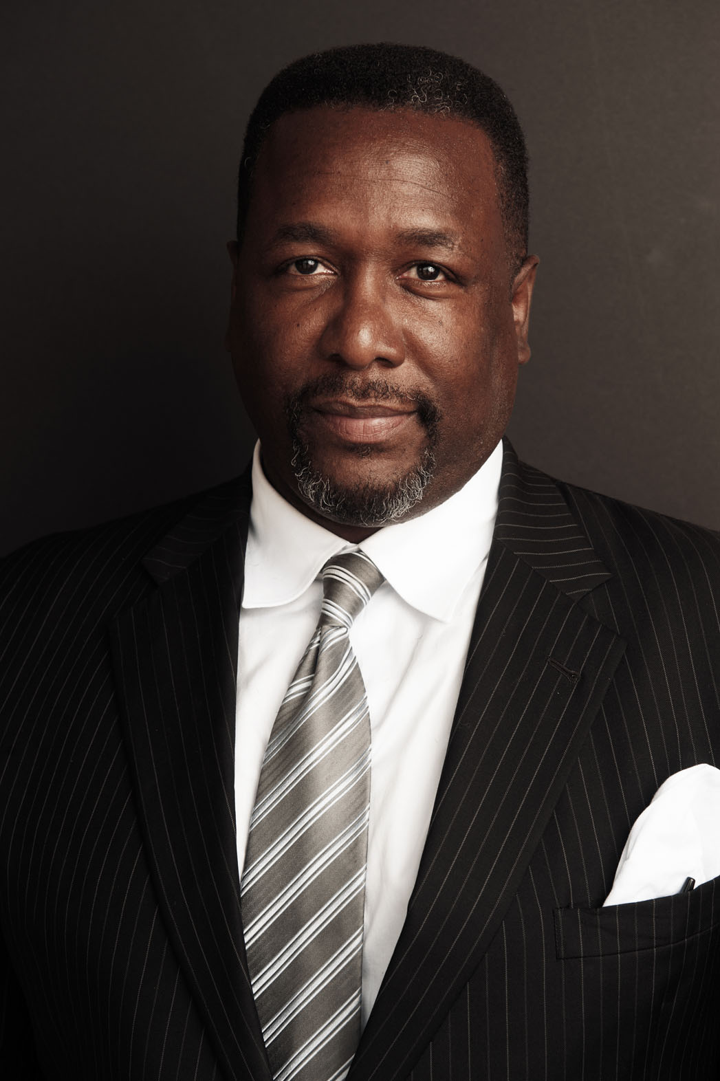 Wendell Pierce Headshot Two - P 2014