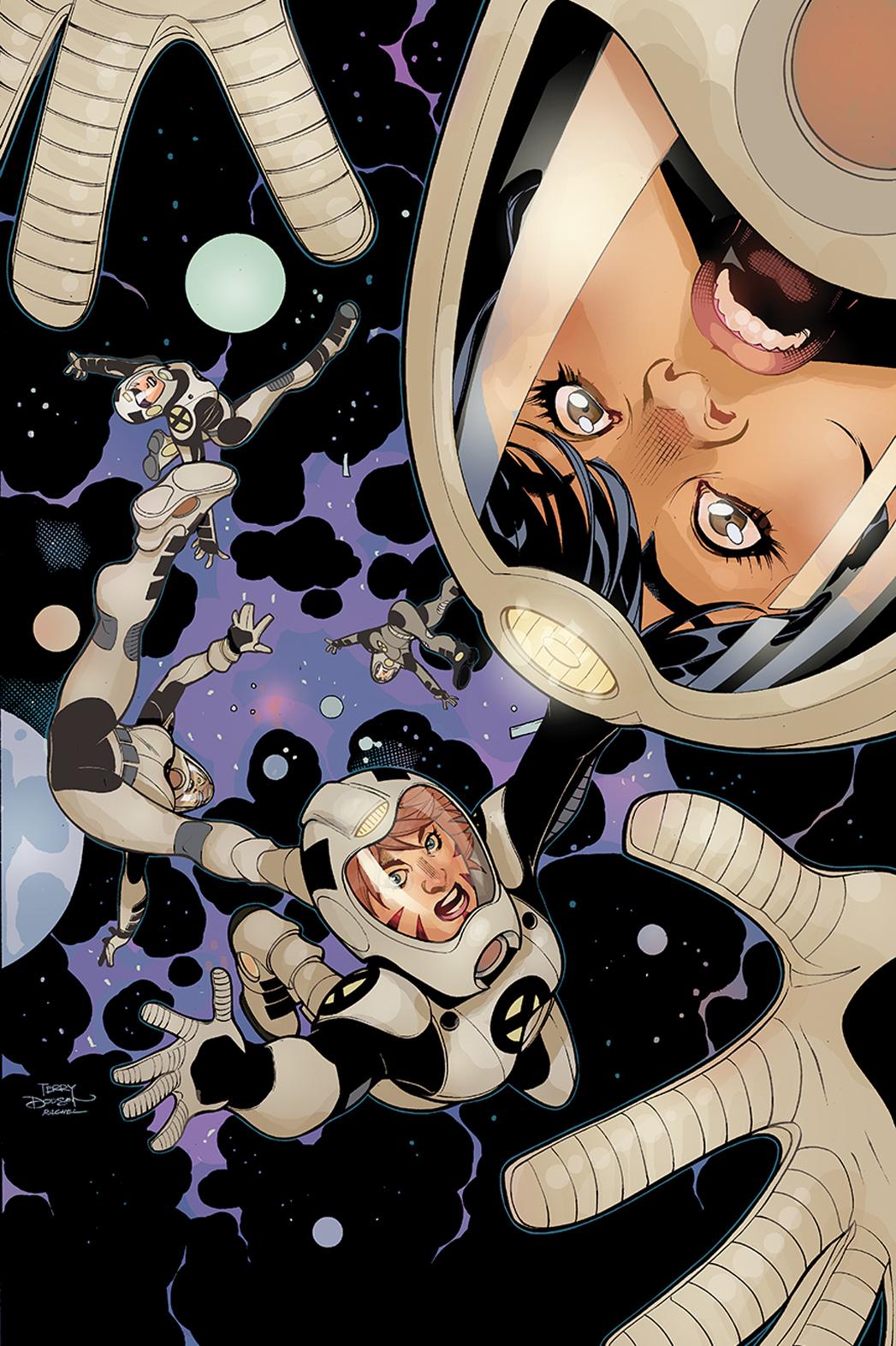 X-Men 18 Cover - P 2014