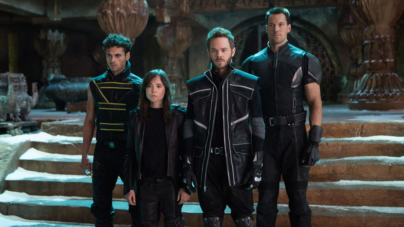 X-Men: Days of Future Past Still Group - H 2014
