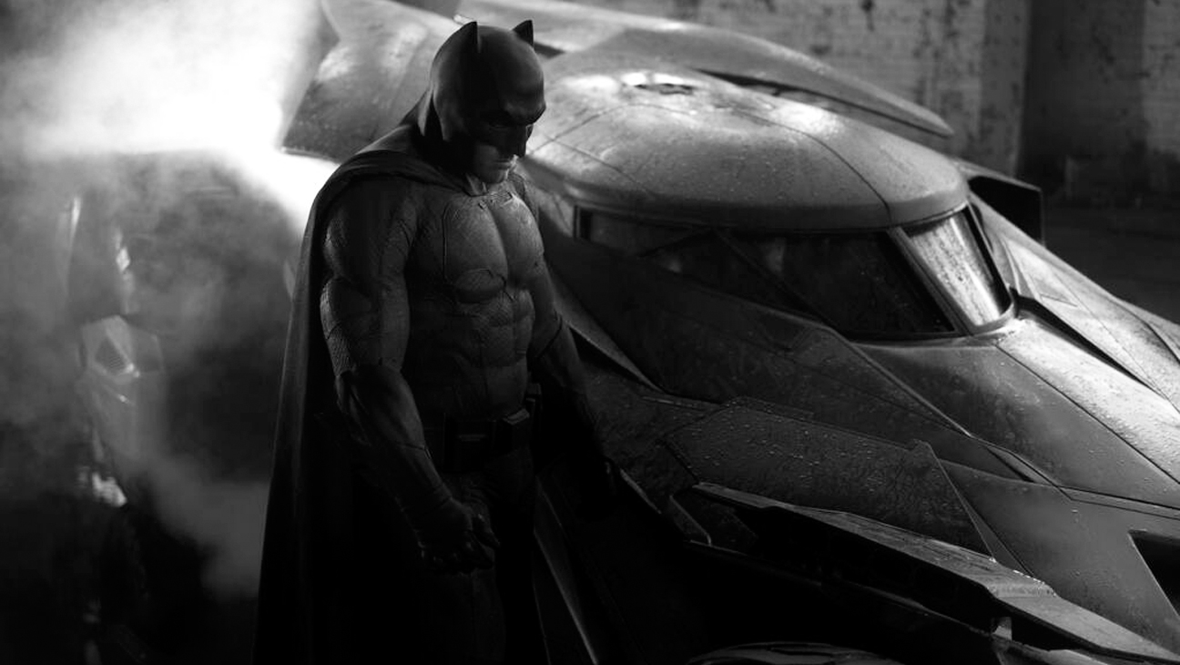 Ben Affleck as Batman Twitter pic - H 2014