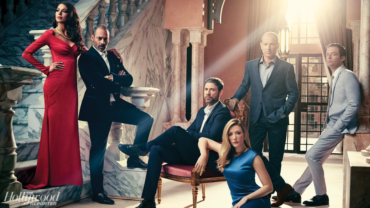 The 'Tyrant' Team