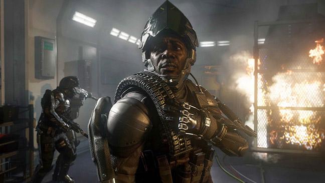 Call of Duty: Advanced Warfare - H 2014