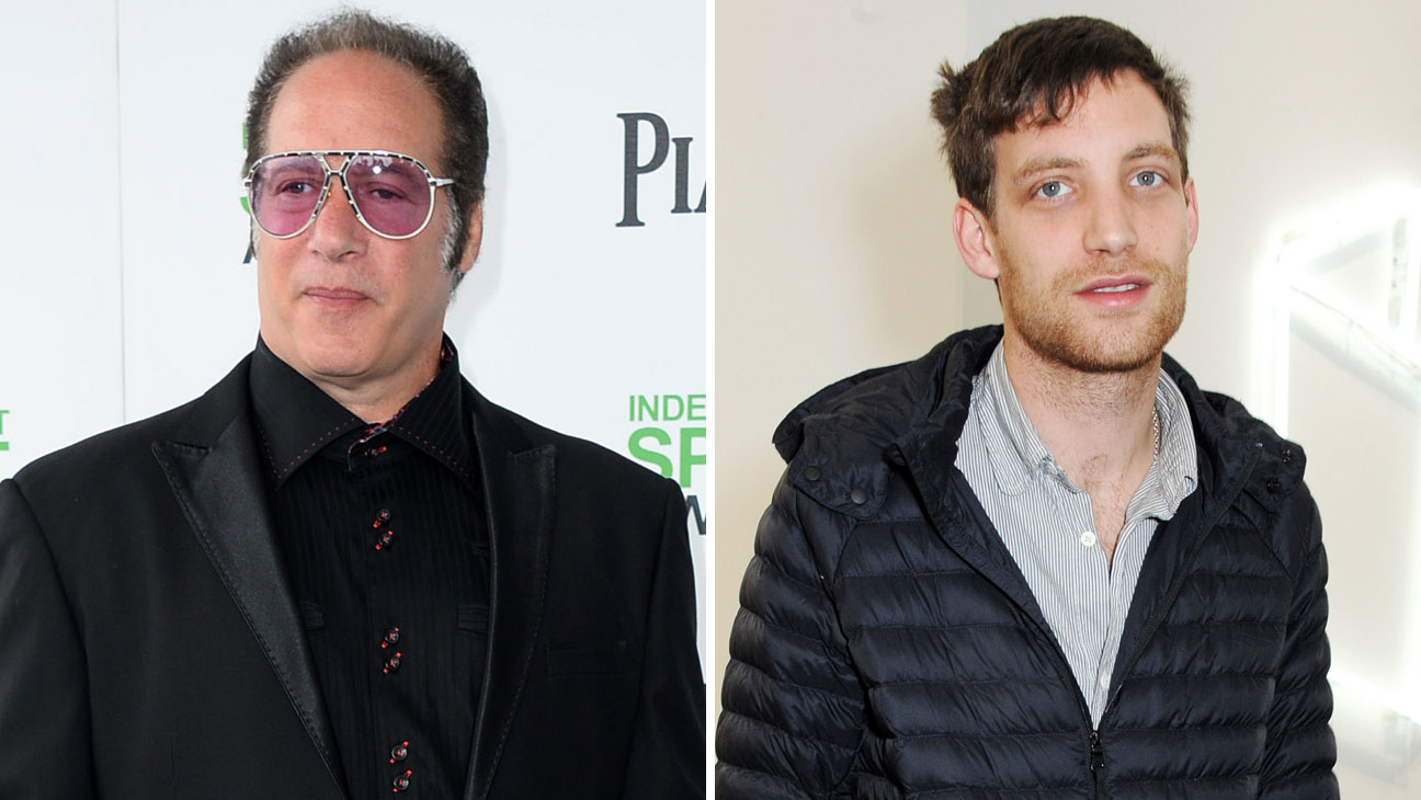 Andrew Dice Clay James Jagger - H 2014