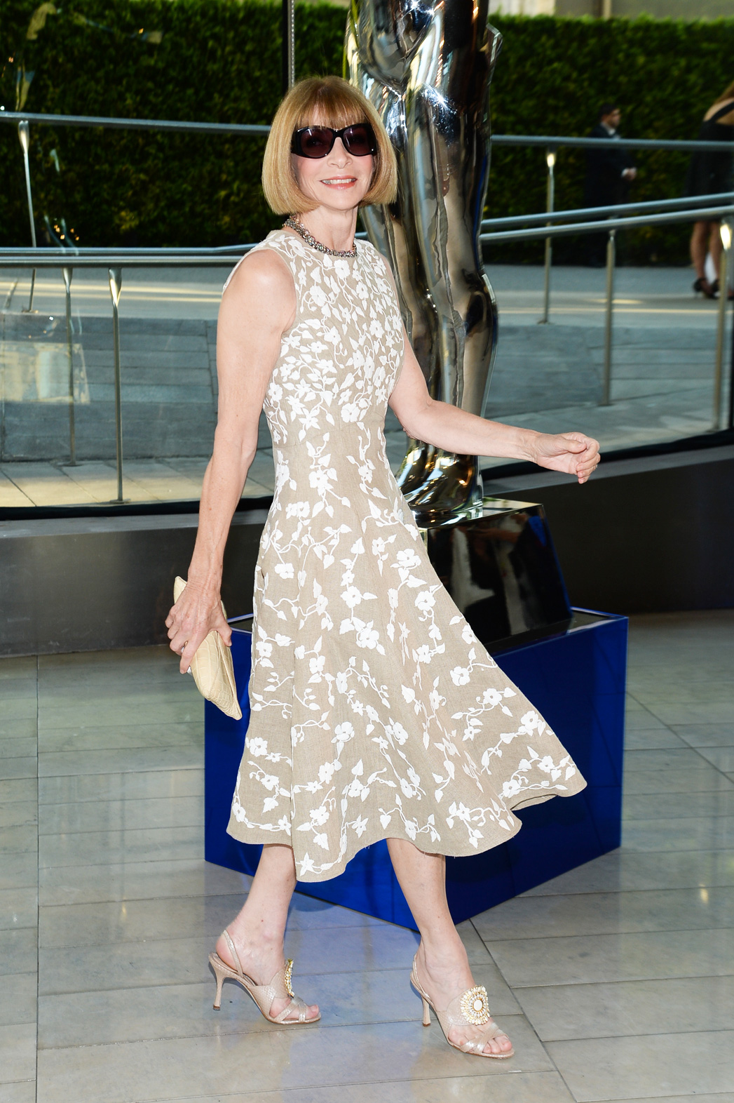 Anna Wintour CFDA Fashion Awards - P 2014