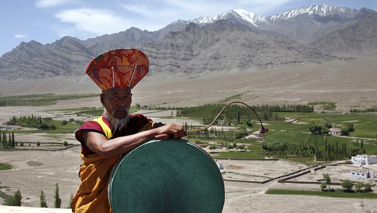 Ladakh India - H