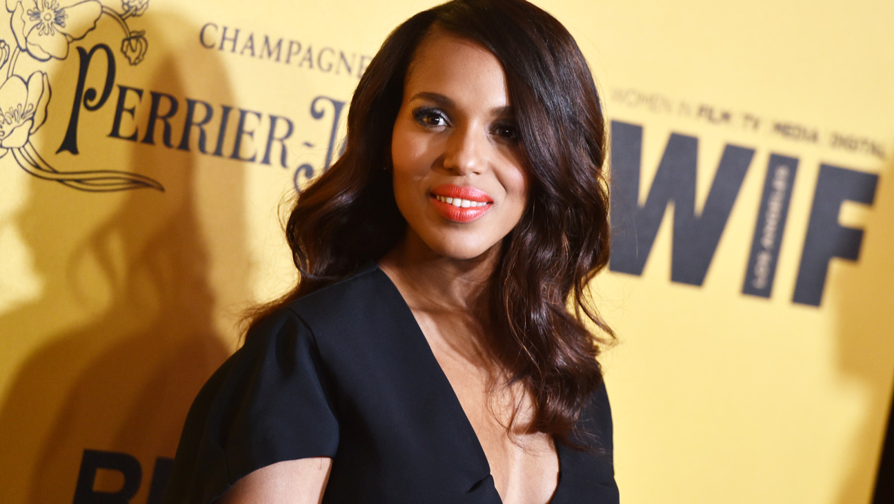 Kerry Washington Women In Film 2014 Crystal And Lucy Awards Arrivals - H 2014