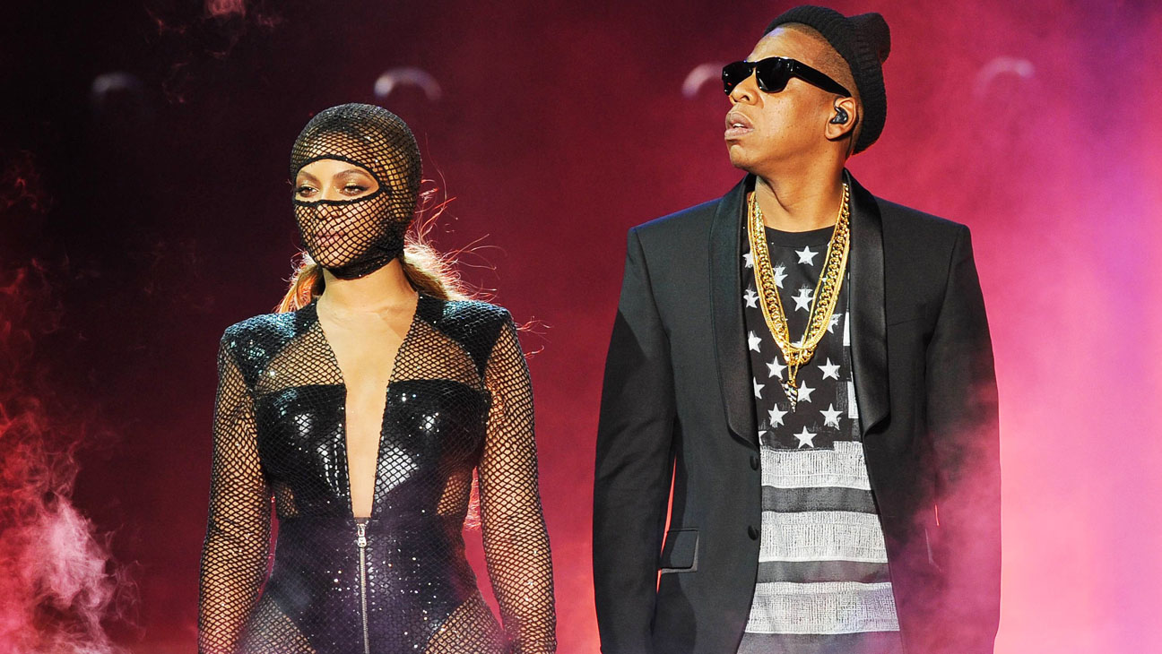 Beyonce Jay-Z On The Run Tour - H 2014