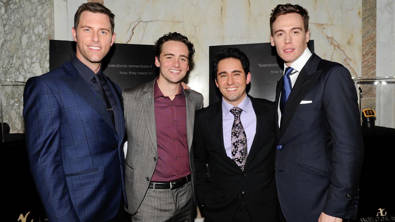 Jersey Boys Cast Premiere - H 2014