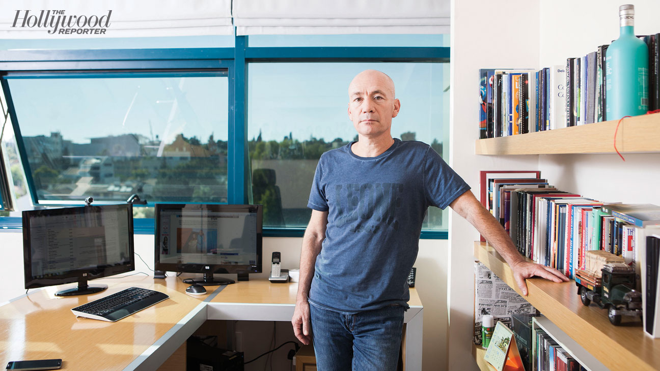 Avi Nir Tel Aviv Executive Suite - H 2014