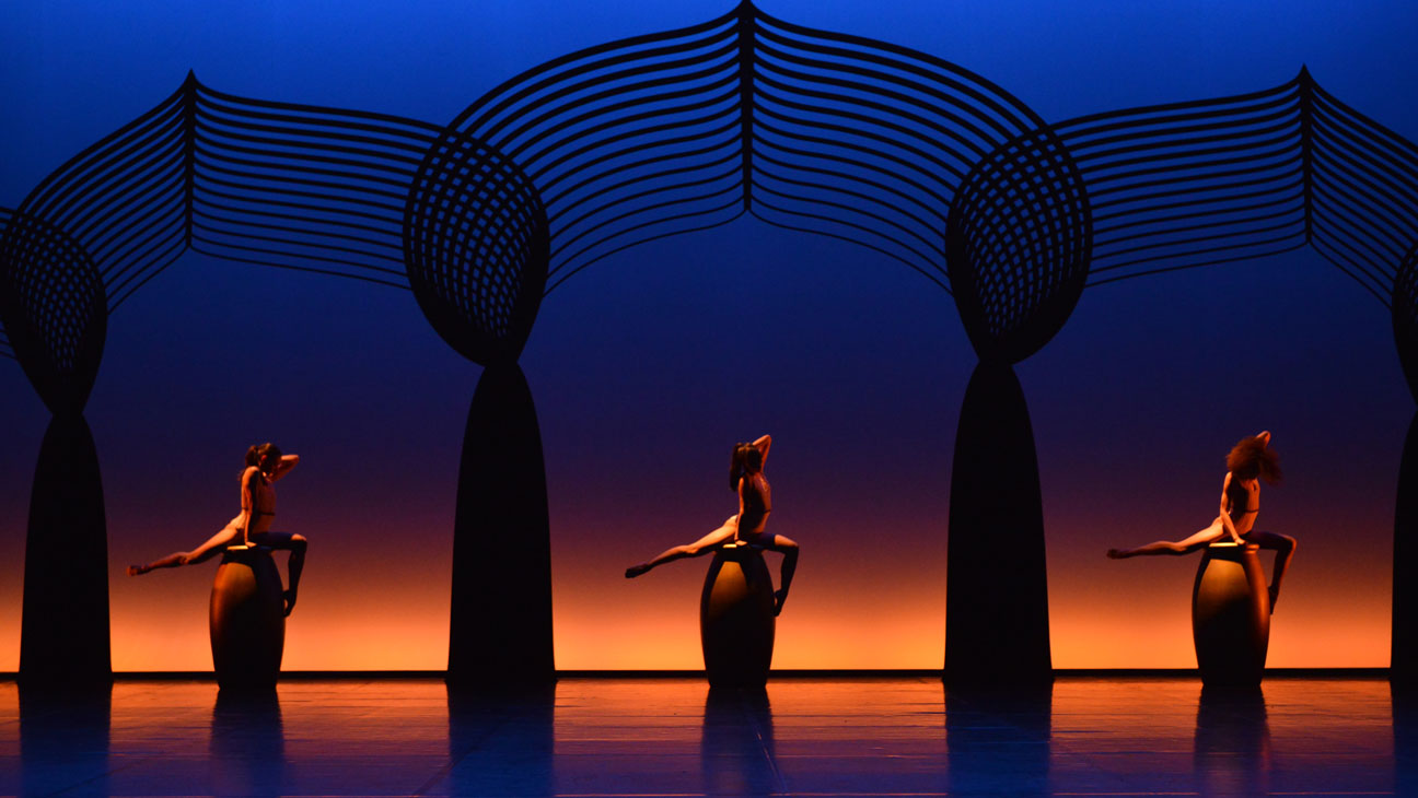 Ballet Preljocaj Production Still - H 2014