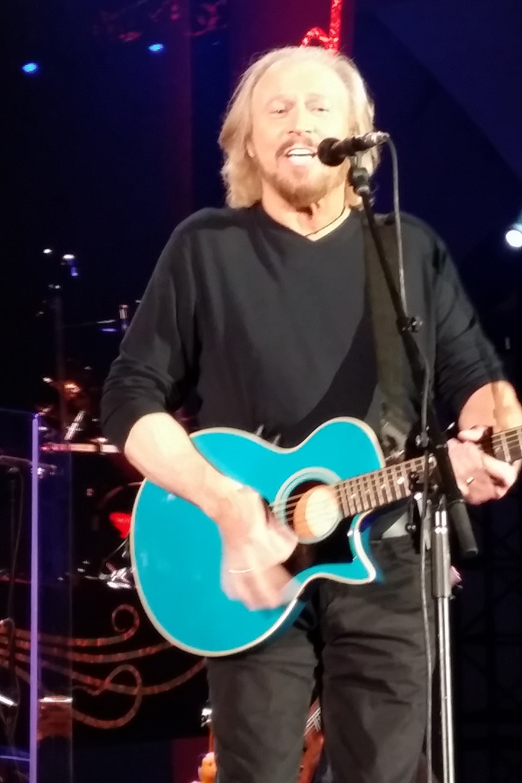 Barry Gibb at The Hollywood Bowl - P 2014