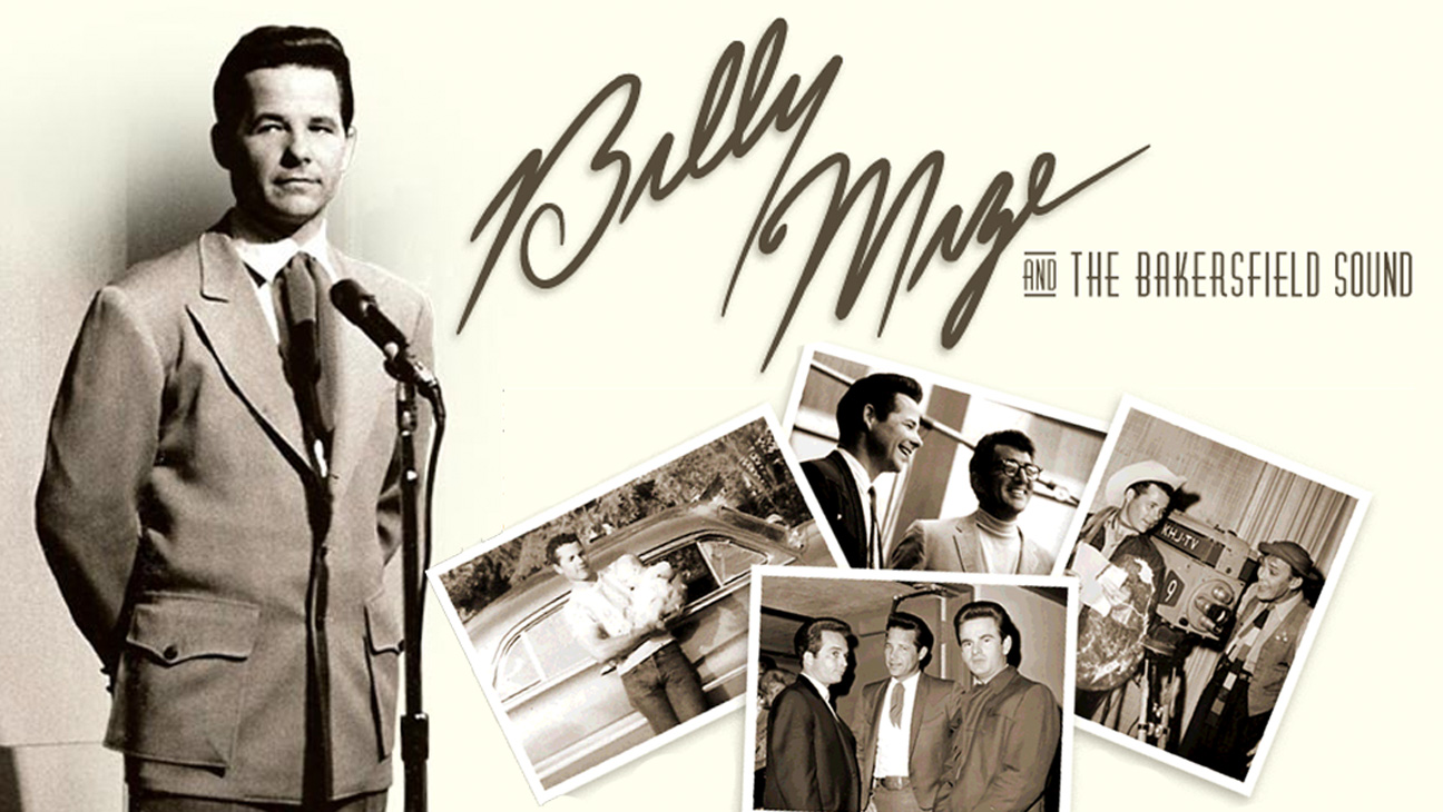 Billy Mize and The Bakersfield Sound - H 2014