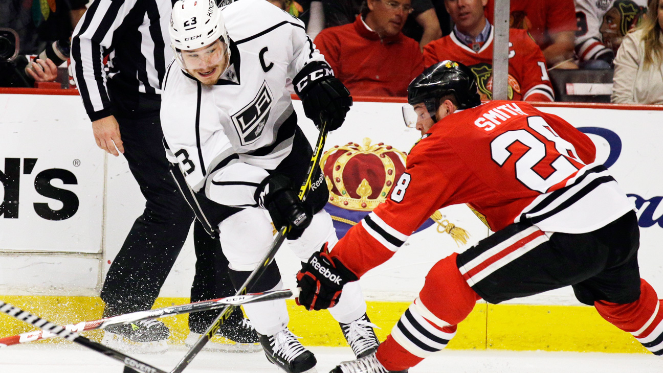 Blackhawks Kings NHL 6/2 Game - H 2014