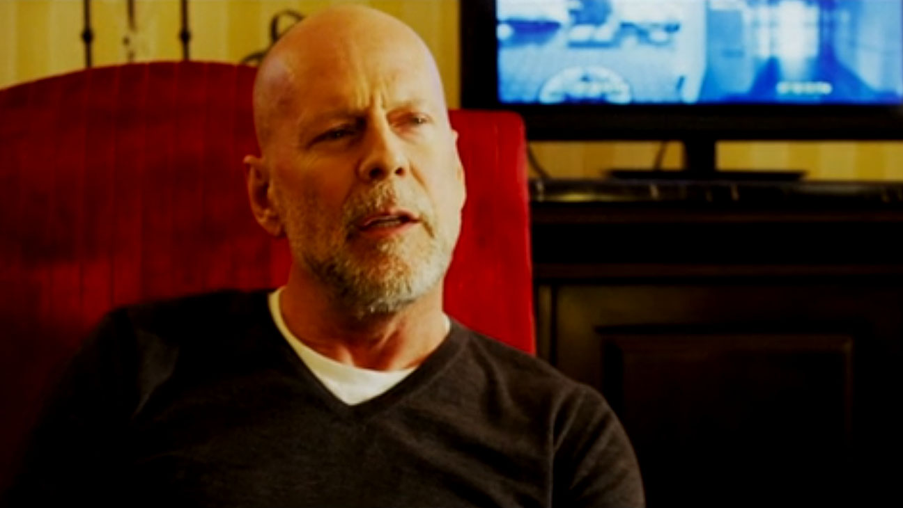 Bruce WIllis The Prince - H 2014