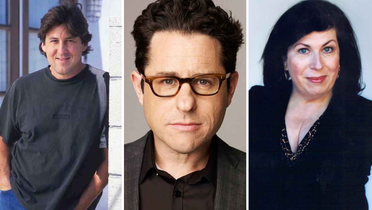 Cameron Crowe Winnie Holzman JJ Abrams Split - H 2014