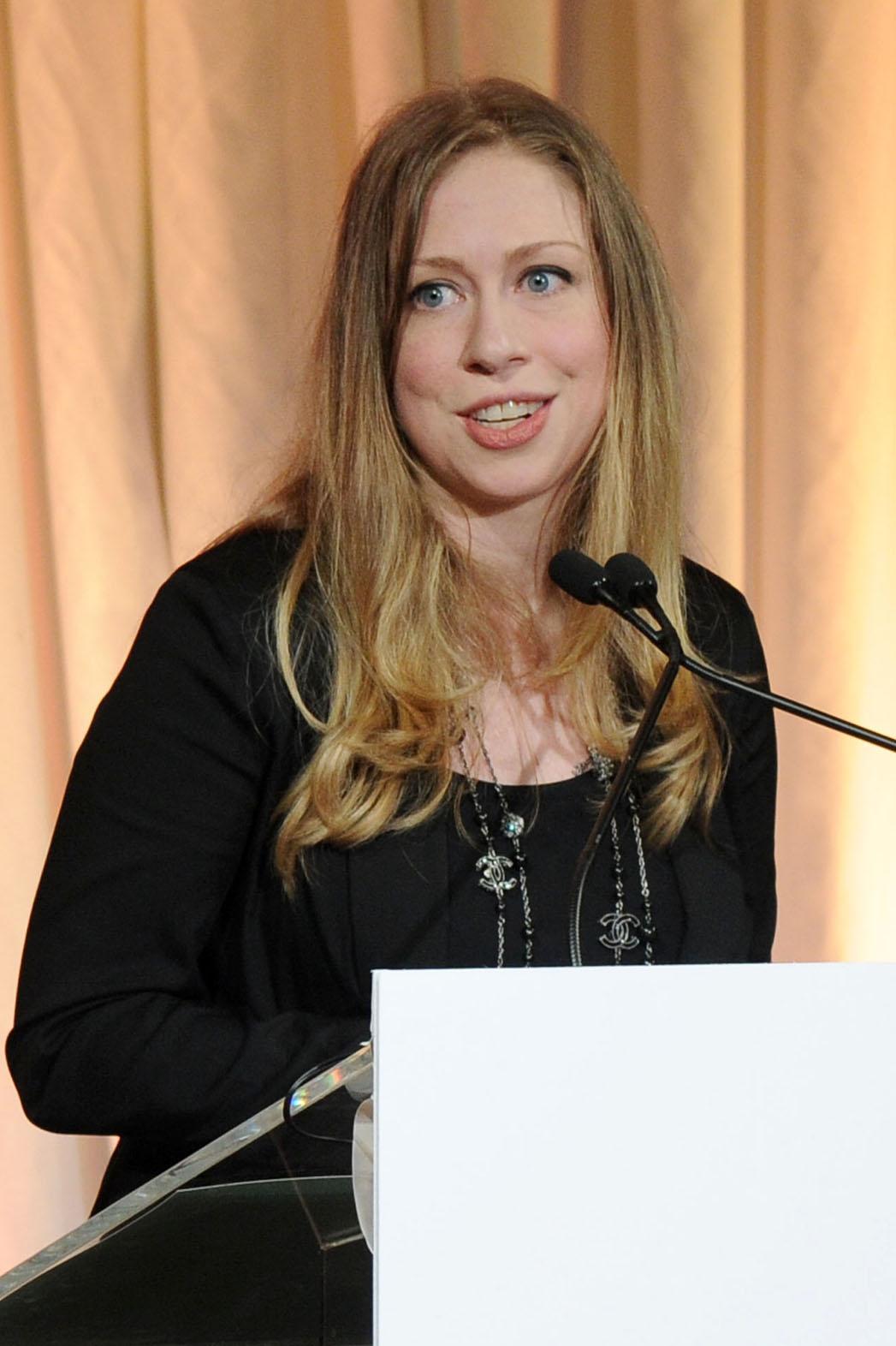 Chelsea Clinton Headshot - P 2014