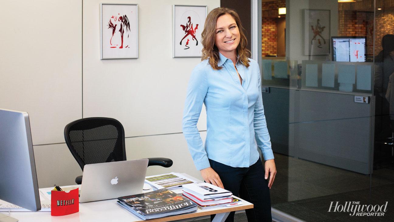 Netflix Cindy Holland Executive Suite - H 2014